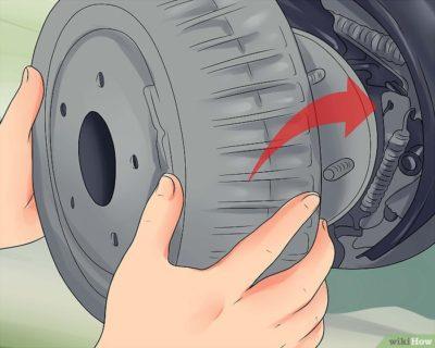как развести колодки на камазе