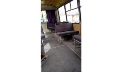 сколько мест в автобусе паз