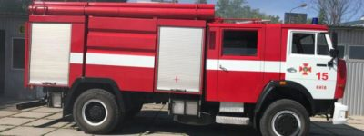 сколько воды в пожарной машине