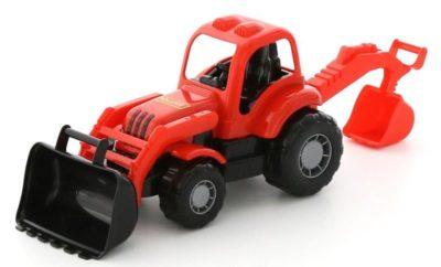 трактор с ковшом как называется