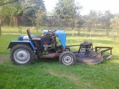 как сделать трактор своими руками