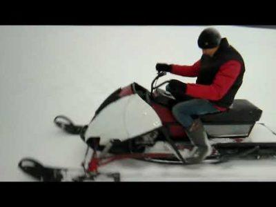 как сделать гусеницу для снегохода своими руками