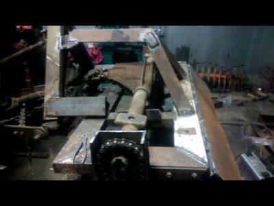 гидравлика на самодельный трактор как сделать