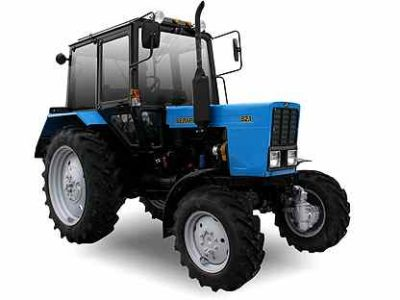 сколько скоростей у трактора