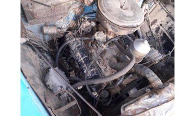 сколько весит двигатель газ 53