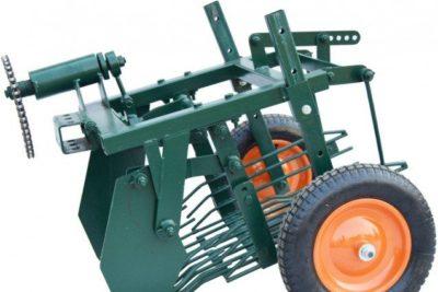 как сделать картофелекопалку своими руками для трактора