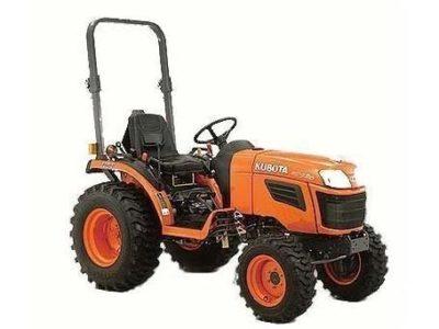 как называется маленький трактор