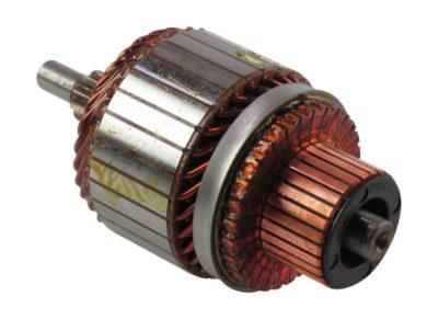 что такое якорь в электродвигателе