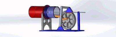 как сделать двигатель стирлинга
