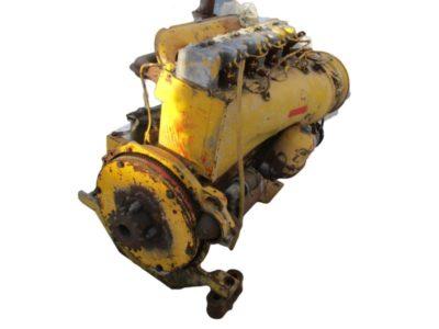 какой двигатель на мтз 80
