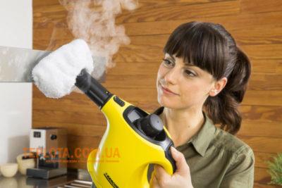 как работает пароочиститель для дома