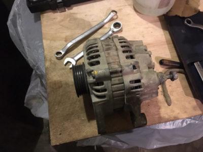 как отремонтировать генератор своими руками