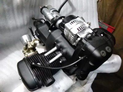 какой двигатель стоит на урале