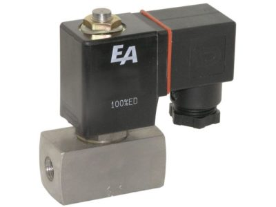 как работает электромагнитный клапан