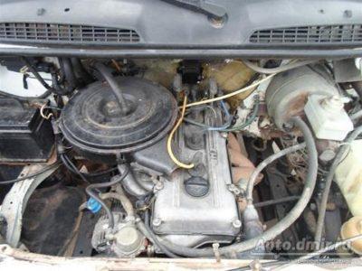 какой двигатель стоит на соболе