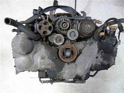 какой двигатель у субару