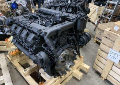 сколько весит двигатель камаз