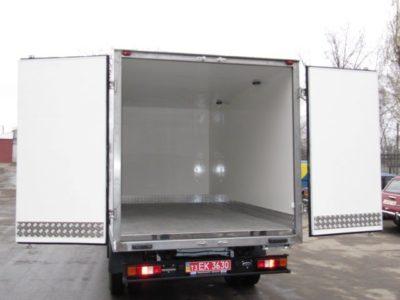изотермический фургон что это