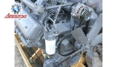 сколько весит двигатель ямз 236
