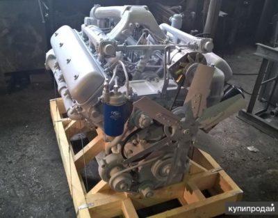 т 150 какой двигатель