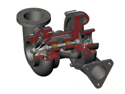 как работает турбина в автомобиле