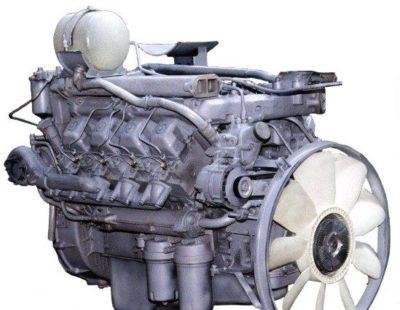 какой двигатель стоит на камазе