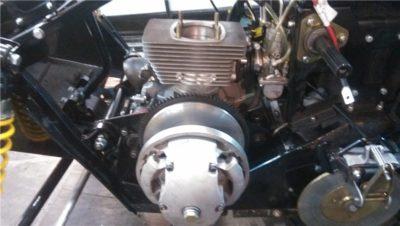 какой двигатель поставить на буран
