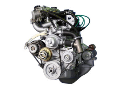 сколько масла в двигателе умз 4216
