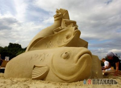 что представляет собой песок